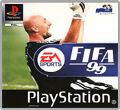 دانلود بازی فوتبال فیفا 99
